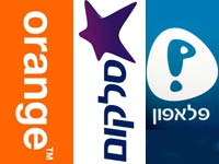 prepay orange israel, cellcom israel, pelephone israel talkman bigtalk unicom israel prepaid information